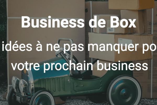 business de box