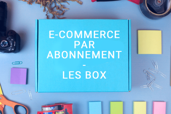 e-commerce de box
