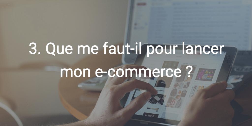 entrepreneur dans le e-commerce