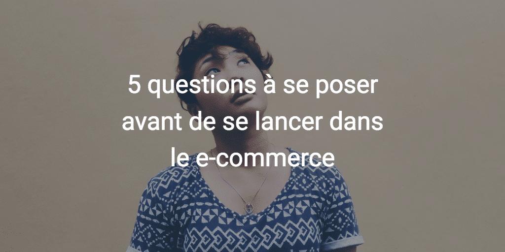 Conseils pour lancer un e-commerce