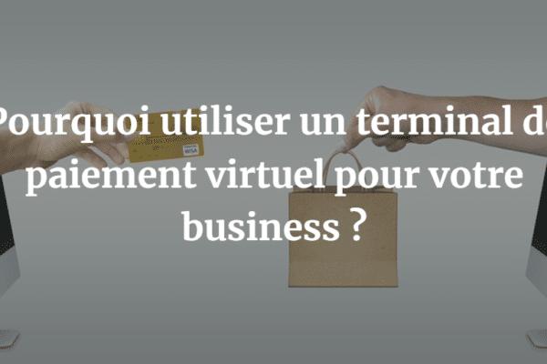 Terminal de paiement virtuel