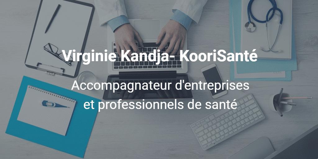 Virginie Kandja- KooriSanté