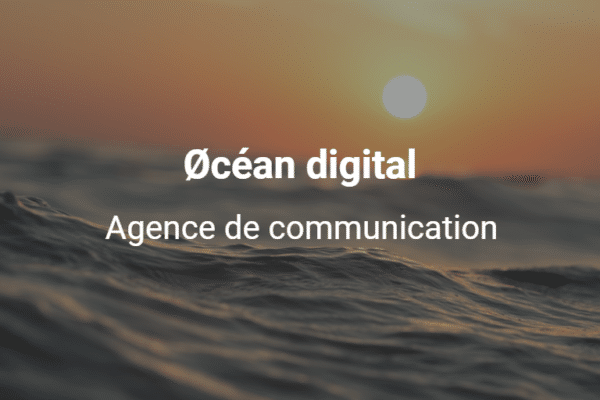 Øcéan digital, agence de communication