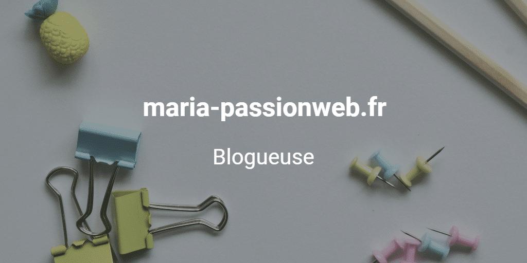 maria-passionweb.fr