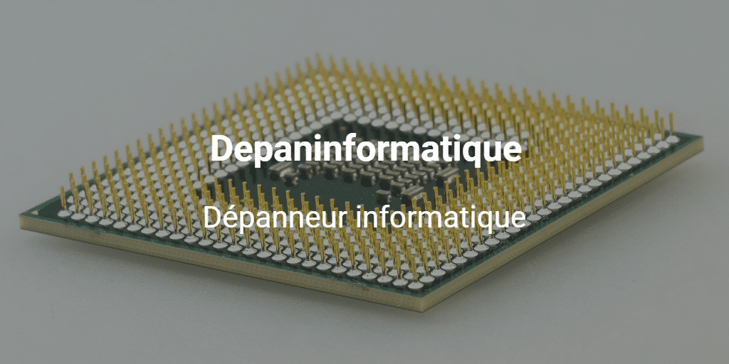 Depaninformatique