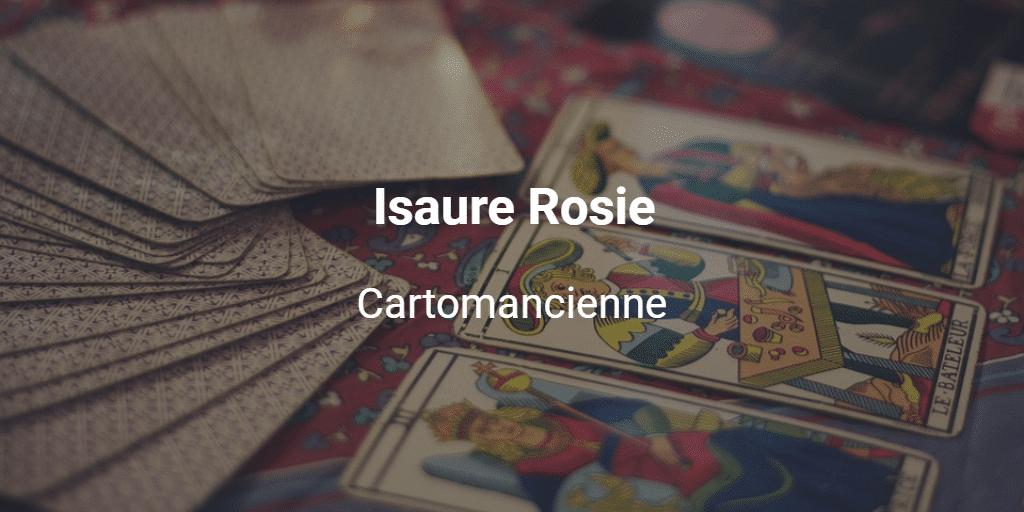Isaure Rosie Cartomancienne