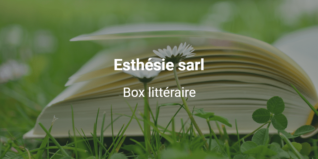 Esthésie sarl