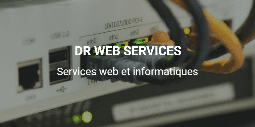 DR WEB SERVICES