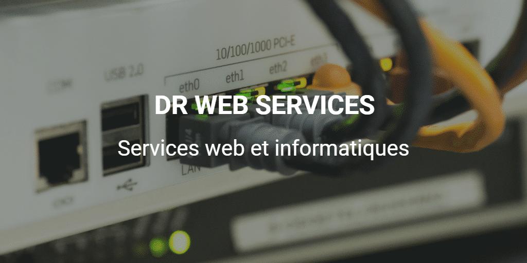DR WEB SERVICES