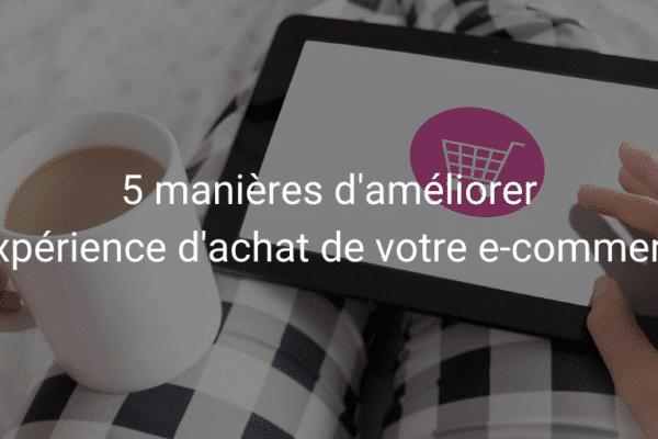 Faire du e-commerce