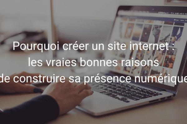 Créer un site internet professionnel pour une entreprise