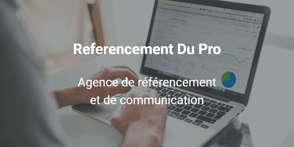 Agence de référencement et de communication