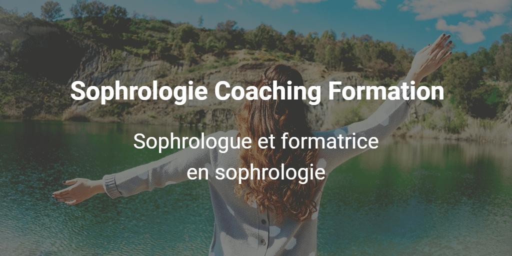 Sophrologue et formatrice en sophrologie